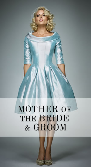 Georgedé mother of the bride dresses